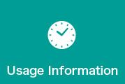 Usage Information